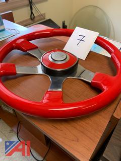 Hot Rod Steering Wheel