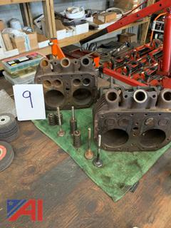 Wisconsin Cylinder Blocks with Valves