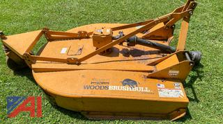 2007 Woods Brushbull 600 Extreme Rotary Cutter