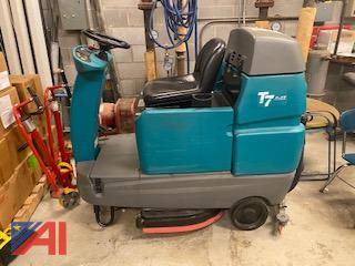 Tennent T-7 Riding Floor Machine