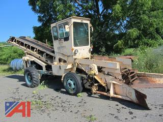 1982 Athey 7-12 Force Feed Loader