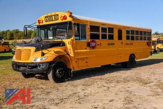 2009 International CE3000 School Bus with Wheelchair Lift