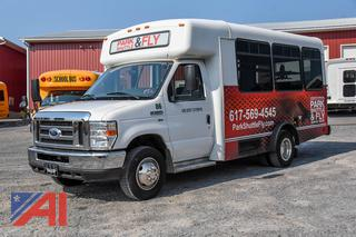 2017 Ford E350 Shuttle Bus