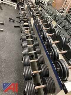Various Round Dumbbells