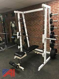 Smith Machine & Bench