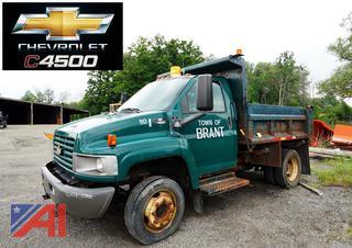 **Updated** 2006 Chevy C4500 Dump Truck