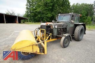 1974 Ford 2000 Military Utility Tractor
