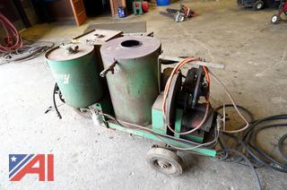 Jenny #II-C Steam Pressure Washer