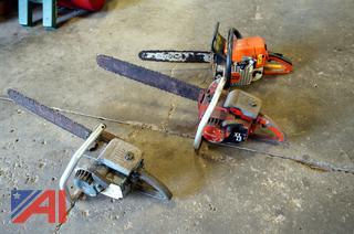 Homelite & Stihl Chainsaws