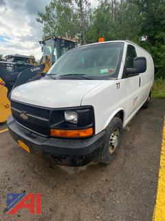2007 Chevy Express 2500 Van