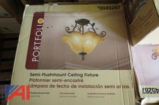 Portfolio Ceiling Fixture
