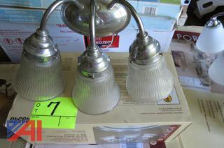3-Light Vanity Bars