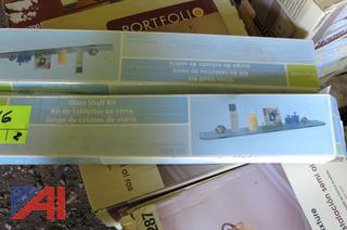 Glass Shelf Kits