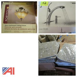 Tiles & More: New/Old Stock-NY #22036