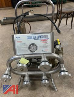 (#10) Tyko Pressure Hose Tester Machine