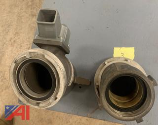 """(#3) Snap Tight 5"""" Storz to 4.5""""NST"""