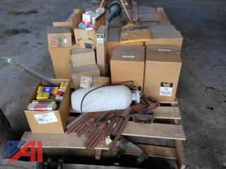 Various Auto Parts, New & Used