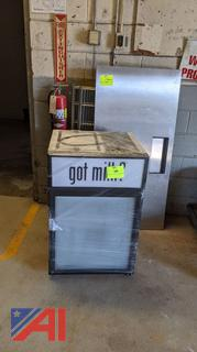 Refrigeration Equipment & Shelving