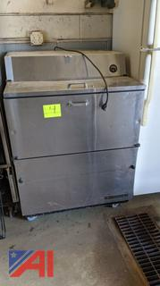 True Milk Refrigerator