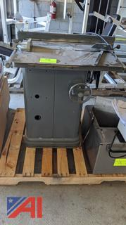 """Delta Rockwell 10"""" Table Saw"""