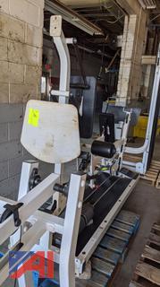 Lift Fitness Lat/Row Machine