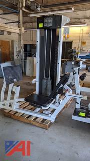 Lift Fitness Leg Press/Calf Raise Machine