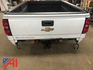 2018 Chevy Silverado Pickup Truck Bed