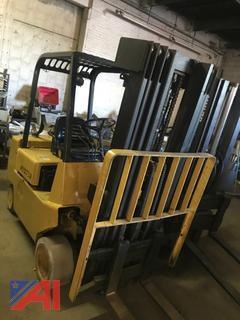 Hyster 5100-Lb Cap. LP Forklift