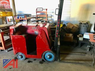 Cleveland  1000-Lb Cap. Forklift