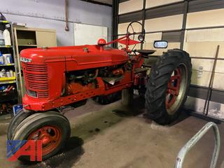 Farmall Tractor **Updated**