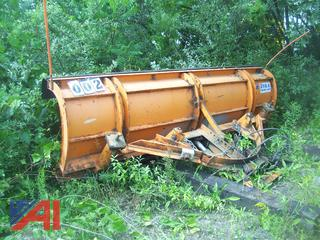 Valk 11' Reversible Plow