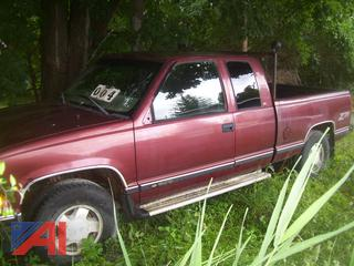 1998 Chevy 1500 Pickup Truck **Parts only**