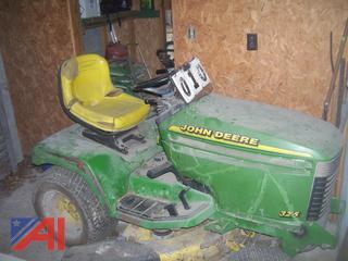 2000 John Deere 325 Tractor
