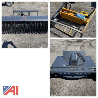 Skid Steer Attachments-NY #22085