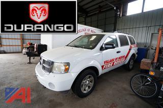 2009 Dodge Durango SUV
