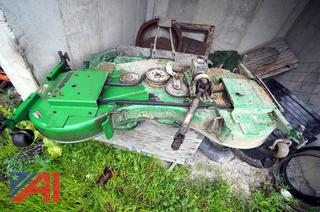 "John Deere 72"" Mower Deck"