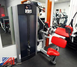 Life Fitness Abdominal Crunch