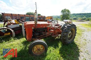 1952 Ford 1903-1953 Jubilee Edition Tractor