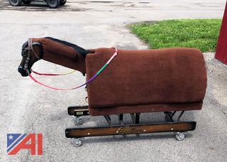 Equicizer Equestrian Training Riding Horse