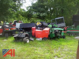 John Deere, Cushman and Ryan Equipment