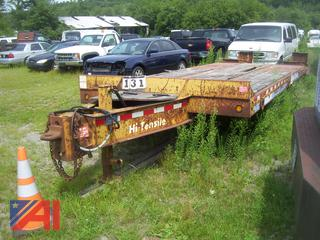 1996 Eager Beaver 10HA-P1 Trailer with Ramps