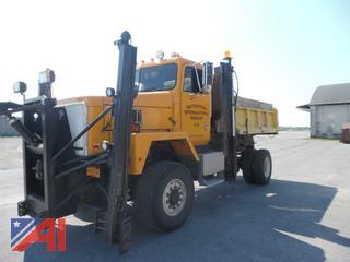 1997 International Paystar 5000 Dump Truck