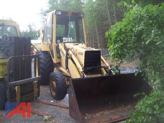 1988 Ford 555B Backhoe