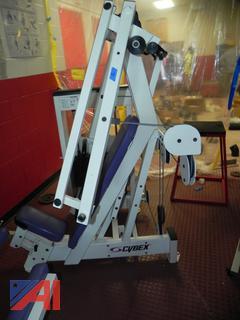 (#1) Cybex Galileo Chest Press Exercise Equipment