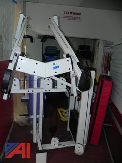 (#2) Cybex Galileo Pull Down Exercise Equipment