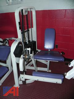 (#3) Cybex Leg Extension Exercise Equipment