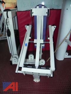 (#5) Cybex Galileo Triceps Press Exercise Equipment