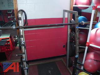 (#12) Squat Rack