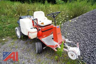 Smithco Super Liner Style Athletic Field Line Painter, Line Marker