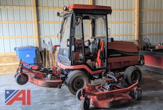 Jacobsen 4WD Mower